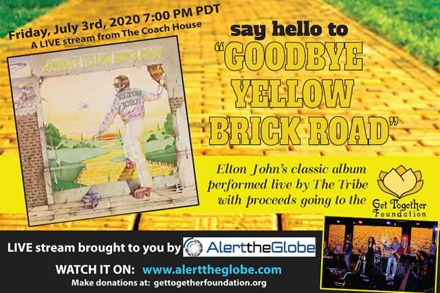The Tribe - Goodbye Yellow Brick Road
